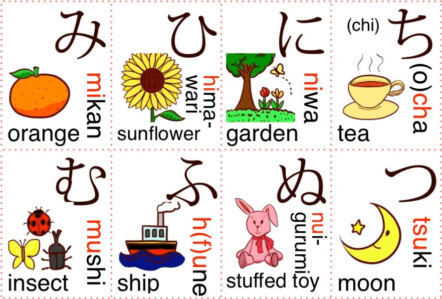 Japonske besede